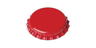 Tapa Corona Roja por 144 Unidades